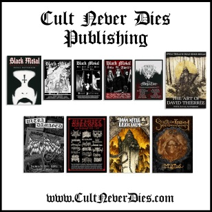 _CULT NEVER DIES Publishing all books 2018
